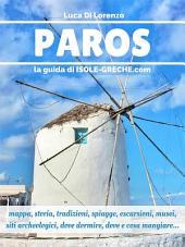 Paros - La guida di isole-greche.com