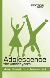 Adolescence The Wonder Years Book PDF