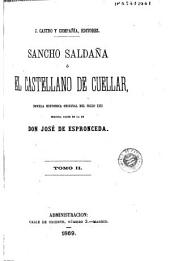 Sancho Saldaña, ó, El castellano de Cuellar: novela histórica original del siglo XIII