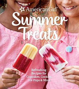 American Girl Summer Treats Book