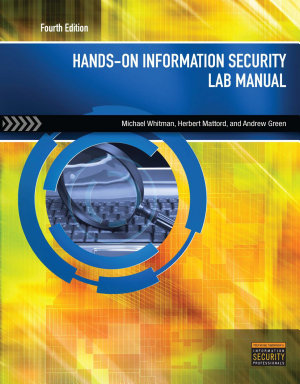 Hands On Information Security Lab Manual PDF