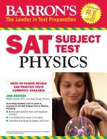 Barron s SAT Subject Test Physics PDF