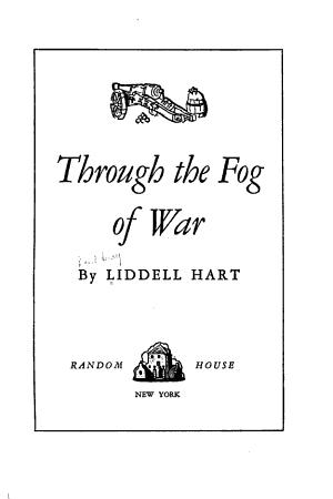 Through the Fog of War PDF