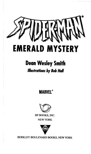 Emerald Mystery