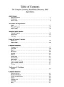 The Complete Directory for People with Disabilities PDF