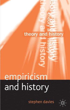 Empiricism and History