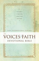 NIV, Voices of Faith Devotional Bible, eBook