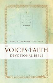 NIV, Voices of Faith Devotional Bible, eBook: Insights from the Past and Present