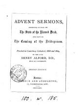 Advent sermons