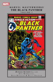 Black Panther: Marvel Masterworks Vol. 1