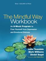 The Mindful Way Workbook PDF