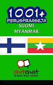 1001+ perusfraaseja suomi - Myanmar