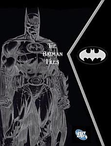 The Batman Files PDF