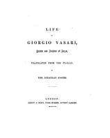 Life of Giorgio Vasari PDF