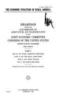 The Economic Evolution of Rural America PDF