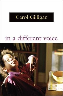 IN A DIFFERENT VOICE PDF