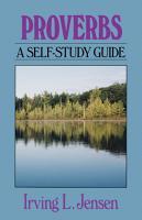 Proverbs  Jensen Bible Self Study Guide PDF