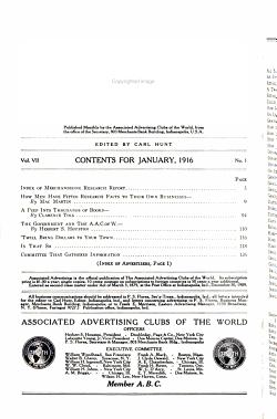 Associated Advertising PDF