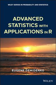 Advanced Statistics with Applications in R Book