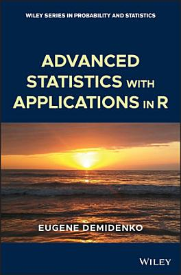 Advanced Statistics with Applications in R