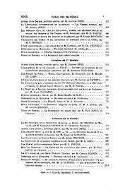 Revue des deux mondes: Volume5;Volume83;Volume190