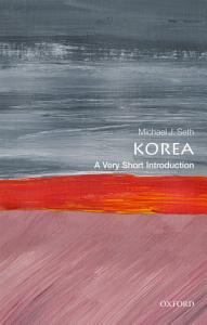 Korea  a Very Short Introduction PDF