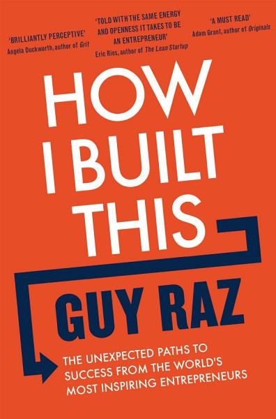 Download How I Built This Book