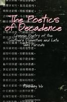 Poetics of Decadence  The PDF