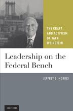 Leadership on the Federal Bench PDF