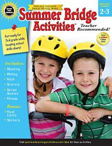 Summer Bridge Activities    Grades 2   3 PDF