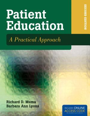 Patient Education  A Practical Approach PDF