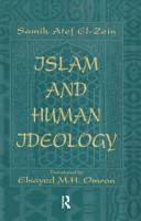 Islam   Human Ideology PDF
