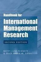 Handbook for International Management Research PDF