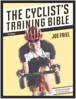 The Cyclist s Training Bible PDF