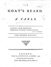 The goat's beard: A fable