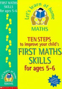Ten Steps to Improve Your Child's First Maths Skills