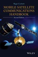 Mobile Satellite Communications Handbook PDF