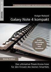 Galaxy Note 4 - Quickstart