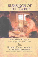 Blessings of the Table PDF