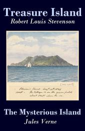 Treasure Island + The Mysterious Island (2 Unabridged Classics)