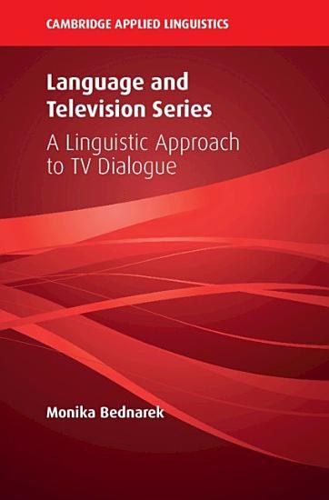 Language and Television Series PDF