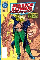 Justice League Quarterly (1990-) #15