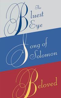 Toni Morrison Box Set Book