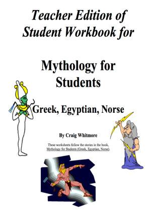 Mythology for Students PDF