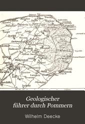 Geologischer führer durch Pommern