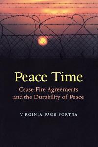 Peace Time Book