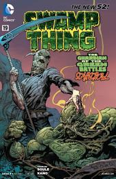 Swamp Thing (2011-) #19