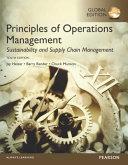 Principles of Operations Management PDF