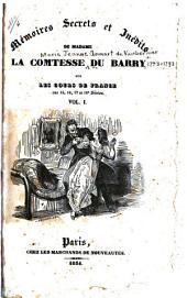 Mémoires secrets et inédits ...: sur les cours de France aux 15, 16, 17 et 18e siècles ...