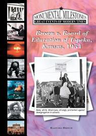 Brown v  Board of Education  Topeka  Kansas  1954 PDF